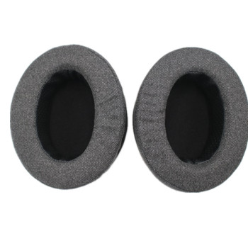 Foam Ear Pads Cushions for BRAINWAVZ HM5 For Many Other Large Over The Ear Headphones for Philips SHP9500 for Sony MDR V6 ZX 700 ear covers ear pads for sony mdr nc60 mdr nc60 headphone replacement earpads ear cushions