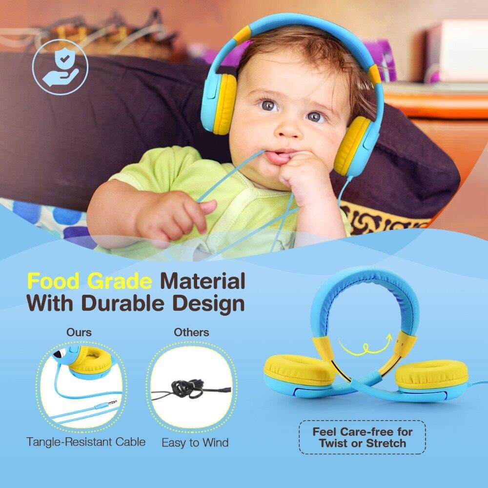 سماعة الاطفال للأذن محمول 5