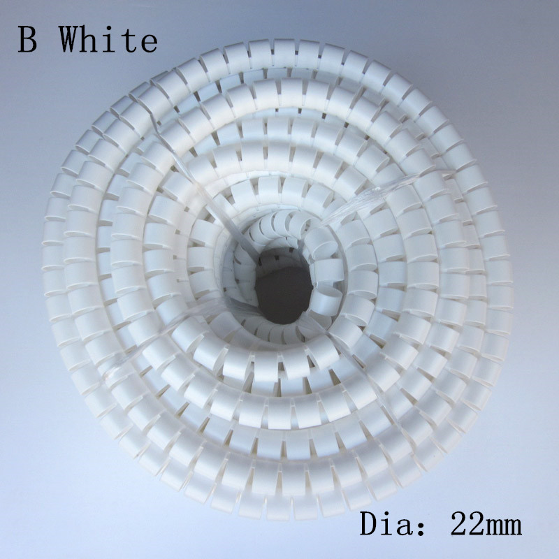 Dia. 22 mm Furniture hardware Plastic Office /Home Cable Winders Wire Management Distributor