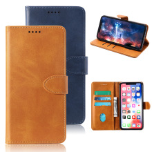 Retro PU Leather Flip Book Wallet Magnetic closure Matt Case Fundas Capas Cover for Lenovo K320