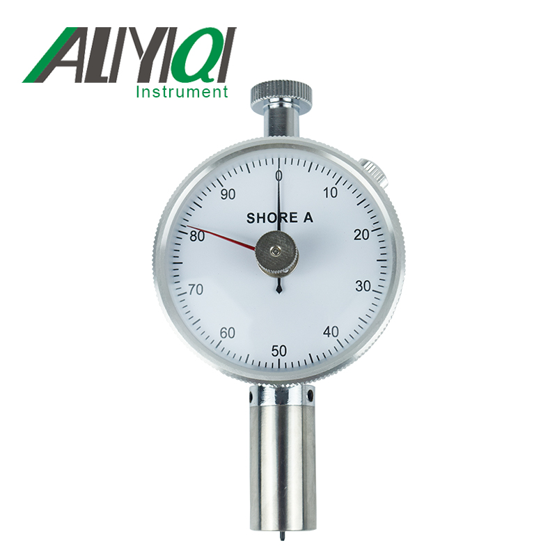 Free shipping LX-A-2 High Precision Shore Hardness Tester general synthetic vulcanized soft rubber leather wax single needle shore c durometer hardness tester lx c 1 sclerometer