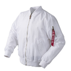 Тонкая белая летная ветровка Ma1, 2018, водонепроницаемая бейсбольная куртка для мужчин и женщин