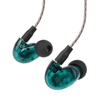 Newest Yinyoo Bellsing Hybrid In Ear Earphone Balanced Armature With Dynamic Driver 3 5mm HiFi Stereo