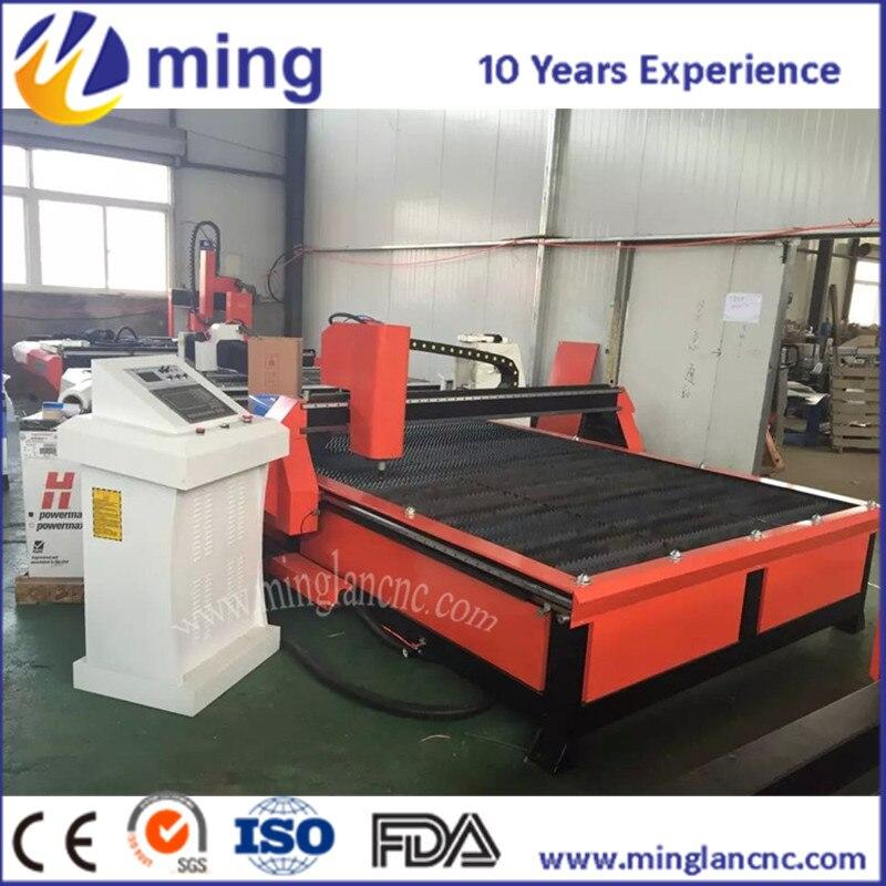ᗑ】Máquina de corte de metal de plasma cortador de plasma ML-1530P ...