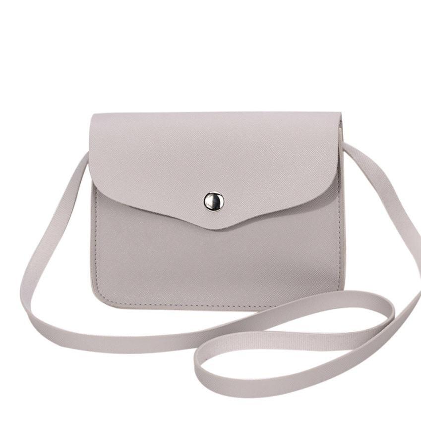 women's handbags Fashion Women Leather Handbag Crossbody Shoulder Messenger Phone Coin Bag Child girl bag 2017 Gift #2