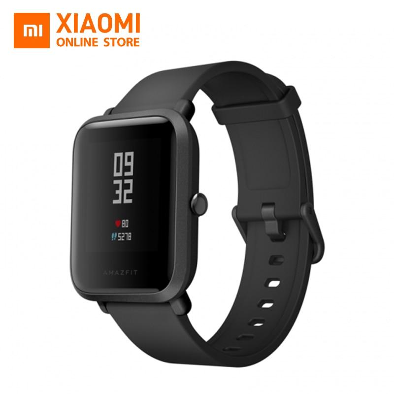 Original Xiaomi Huami Amazfit Bip BIT PACE Lite Youth Verison Smart Watch  Mi Fit IP68 Waterproof d05d43bbc8eb2
