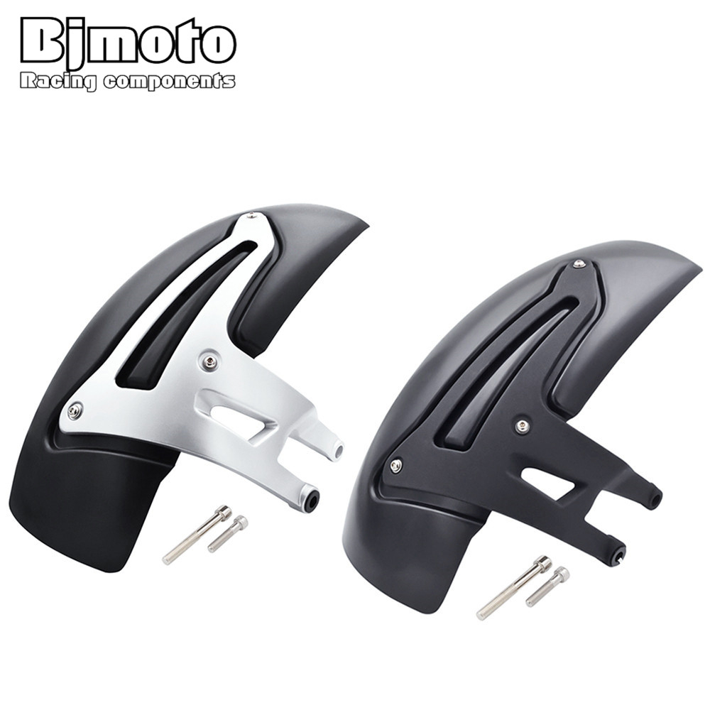 BJMOTO Motorcycle R1200GS Accessories Rear Hugger Fender Mudguard For BMW R 1200 GS LC 2013 2018
