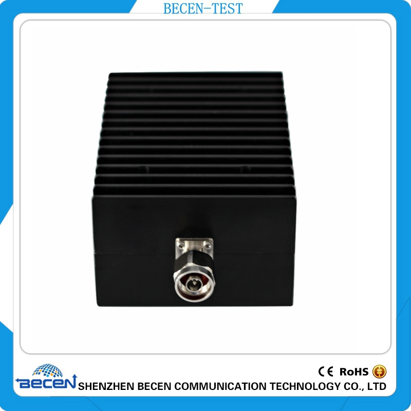 100W N-JK coaxial fixed attenuator,DC to 3GHz, DC to 4GHz ,50 ohm ,1dB,3dB,5dB,6dB,10dB,15dB,20dB,30dB,40dB,50dB,free shipping high power 100w watt n male to n female attenuator dc 3ghz 30db coaxial power with heat sink attenuator free shipping