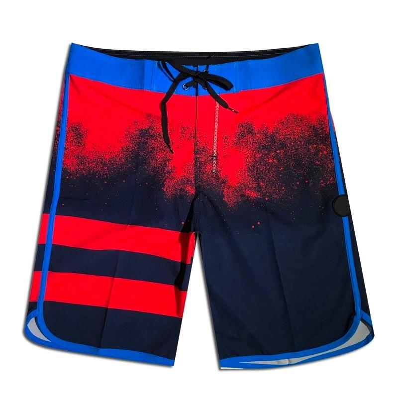 2019 Verão Novo Marca Fantasma Elasic Dos Homens Quick Dry Board Shorts Praia Surf Shorts Bermuda Boardshorts de Musculação