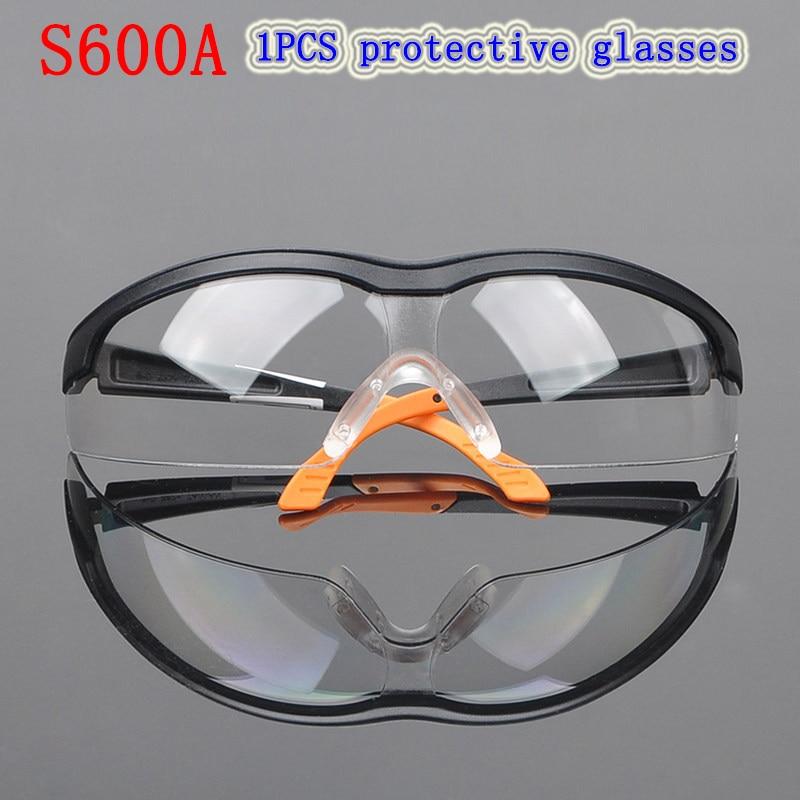 S600A protective goggles streamline fashion airsoft glasses Anti-shock Anti-UV Ride movement Anti-fog goggles