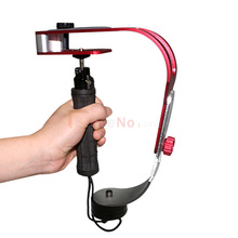 Wholesale PRO Handheld Steadycam Video Stabilizer for Digital Camera Camcorder DV DSLR SLR Free Shipping