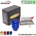 Pivot - M10*1.5 5 Speed Manual Car Auto CNC Aluminum Billet Shifter Gear Stick Shift Knob For Acura TK-SK012 (M10*1.5)