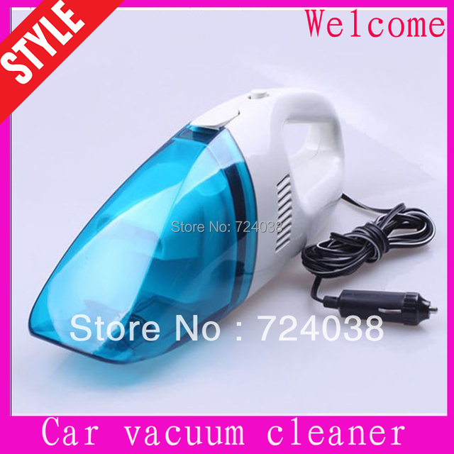 Brand New 60W Super Suction Mini 12V High-Power Wet and Dry Portable Handheld Car Vacuum Cleaner   vacuum cleaner and parking