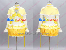Suite PreCure Cospay Dress Cure Muse Costume H008