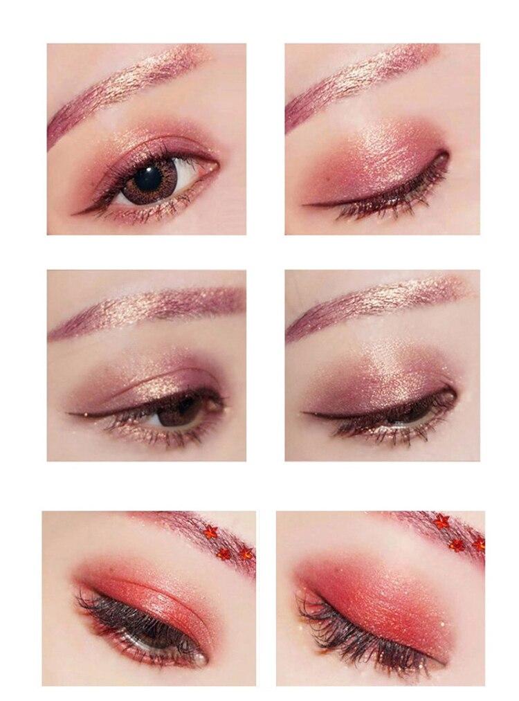 eye shadow matte shimmer gittler (10)