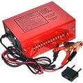 Nova 12 V/24 V 10A 6-105AH Universal EUA Carregador de Bateria Da Motocicleta Bateria de Chumbo Ácido Carregador de Bateria de Carro Carregador 12002755