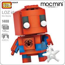 LOZ ideas Mini font b Toys b font Action Figure Amazing font b Toys b font