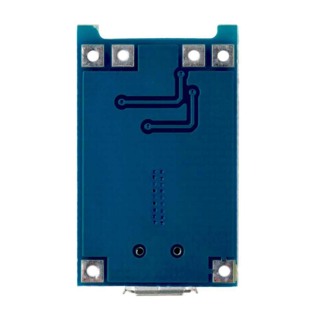 5 V Micro USB 1A 18650 литиевая батарея зарядное устройство Модуль с защитная батарея зарядное устройство модуль
