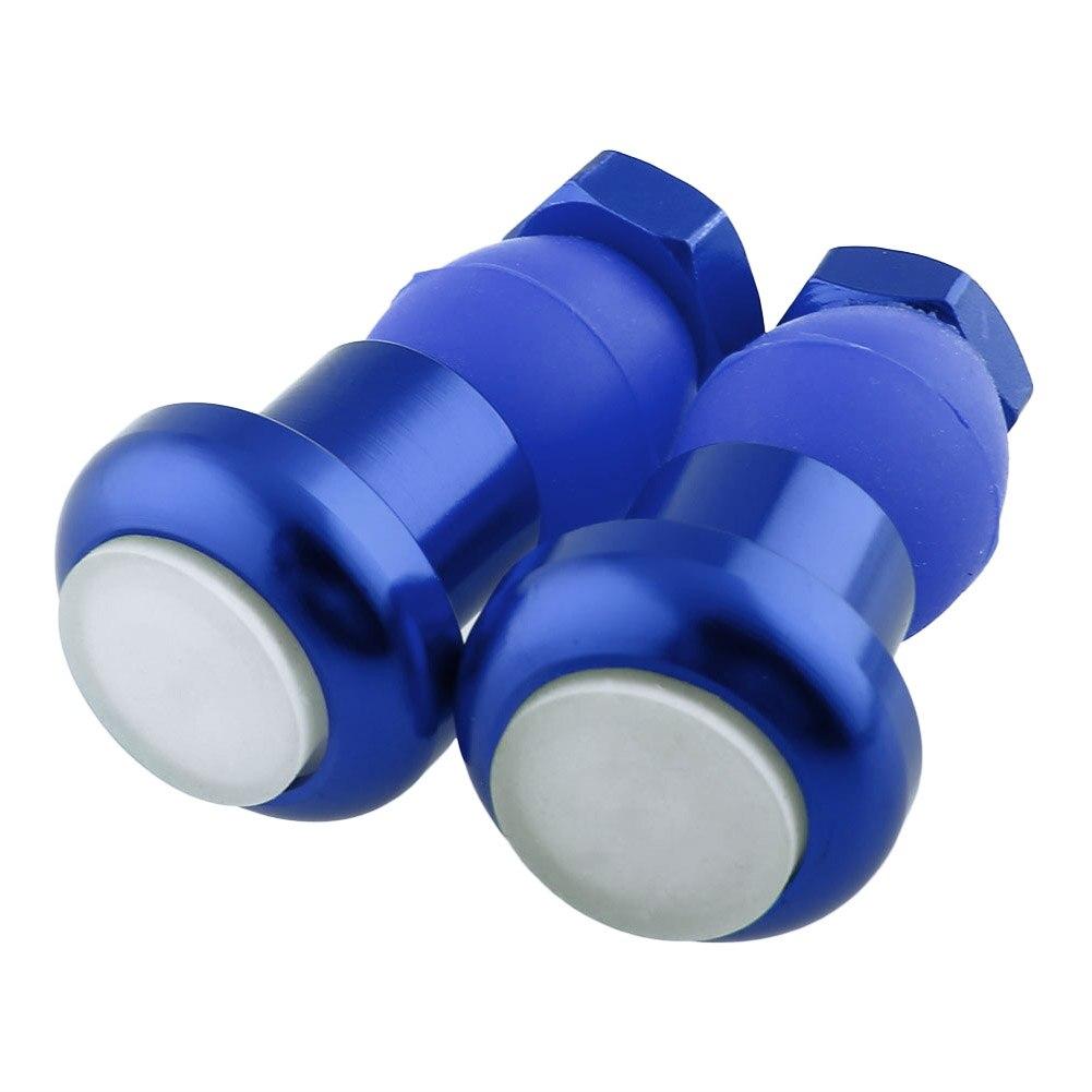 1 Pair LED Bicycle Bike Light Handlebar End Caps Handlebars Plugs Blinker Lights Warning Taillights YS-BUY