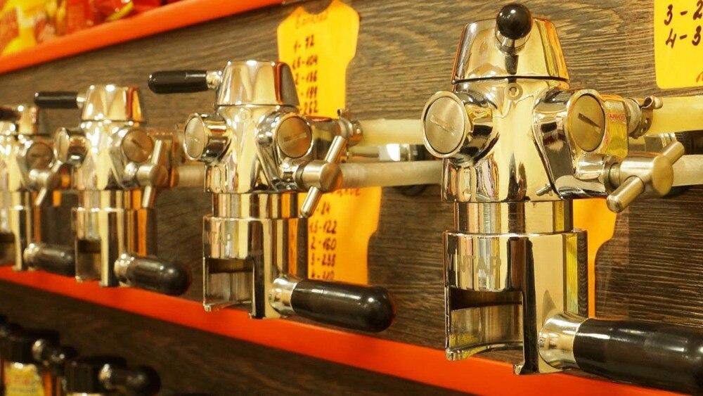 Neue bier Wintap homebrew bier Flasche filler tap de schäumende bier Wasserhahn-in Weiteres Barzubehör aus Heim und Garten bei  Gruppe 1
