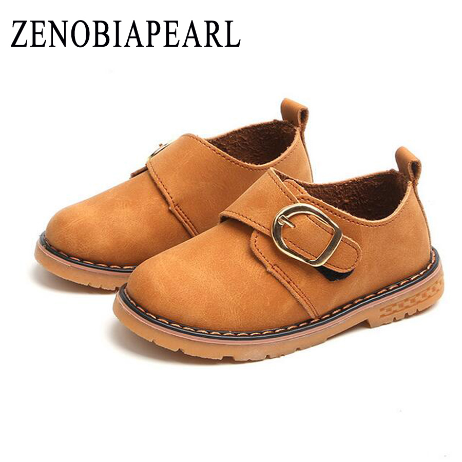 f5fc9439c486 Buy boys girls suede shoes and get free shipping on AliExpress.com