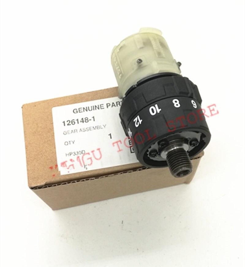 Reducer Gearbox  For MAKITA  HP330D HP330DWE HP330Z HP2016 126148-1
