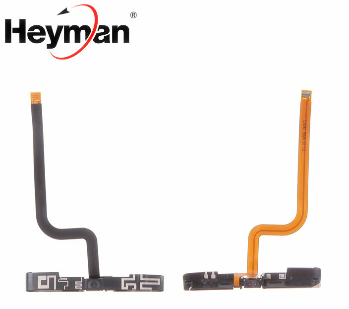 Heyman Antenna Cover with Charging Port Flex Cable Ribbon Replaceme for Nokia 920 Lumia 920 image