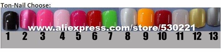 top nail color