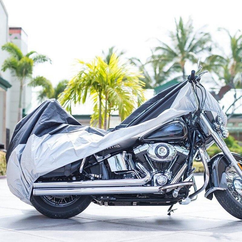 Универсальный Открытый УФ протектор велосипед дождь пыле мотоциклов Обложка для скутер охватывает водонепроницаемый