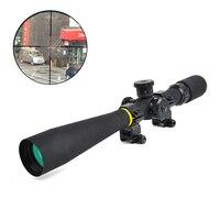 BSA OPTICS 8 32x44 AO Hunting Mil Dot Rifle Scope Side wheel Focus Parallax Adjustment Riflescope Front Sight For Sniper Rifle