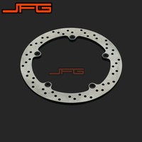 Motorcycle Outer Diameter 276mm Stainless Steel Rear Brake Disc Rotor For BMW R1100 1993 2006 R1150 1998 2011