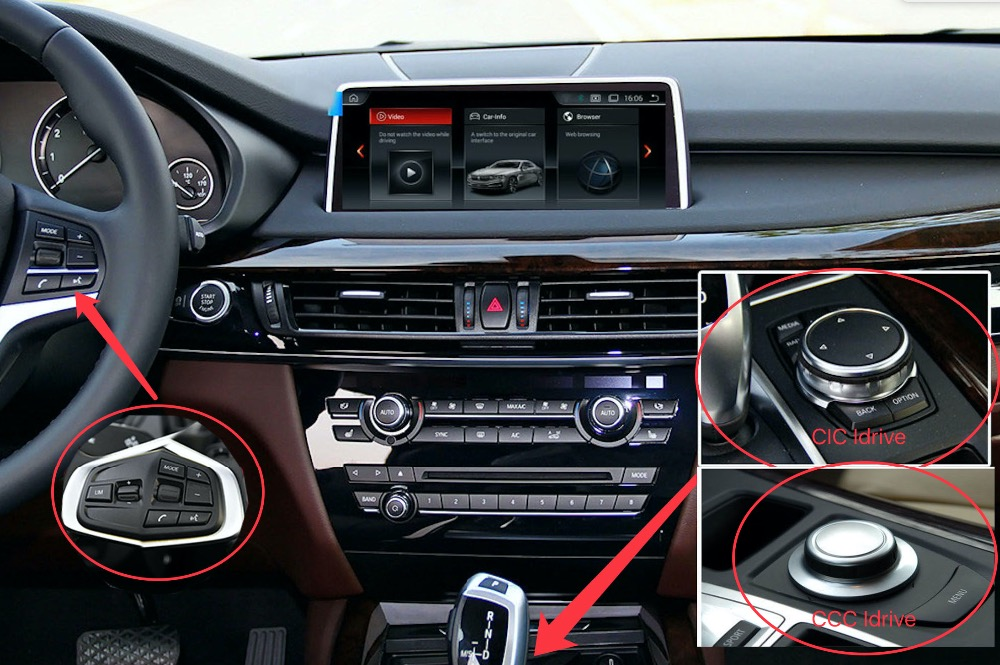 sistem navigatie cu android pentru bmw e70 e71 e72 caraudiomarket craiova
