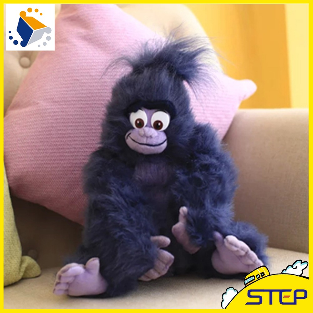 Cute animals for sale - 2016 Hot Sale 33cm 3d Simulation Monkey Plush Toys Cute Monkey Stuffed Animal Toys Baby Toys
