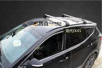 Автомобиль Стайлинг оригинальный раздел, посвященный багажник модификации декоративный чехол для hyundai ix45 2013 2017