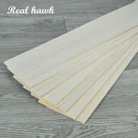 1000x100x6/7/8/9mm AAA+ Balsa Wood Sheets EXCELLENT QUALITY Model Balsa wood sheets for DIY airplane boat model material