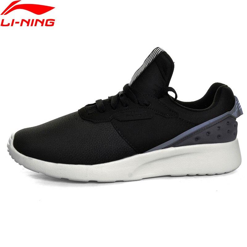 Li-ning hommes EVA Sport léger marche chaussures Fitness confort baskets Textile doublure baskets Sport chaussures GLKM103 YXB109