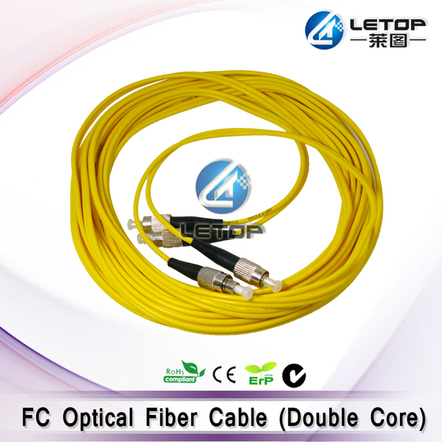 made in china 10m fiber optic cable price for galaxy eco solvent