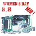 Горячий продавать Для ASUS K70AE K70AF K51AB K70AB K70AC K51Ac K51AE материнской платы 100% Оригинал ноутбук mainboard бесплатная доставка
