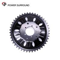 2019 Free shipping 46T Chain Wheel for Bafang BBSHD/BBS03 mid drive electric bike kit