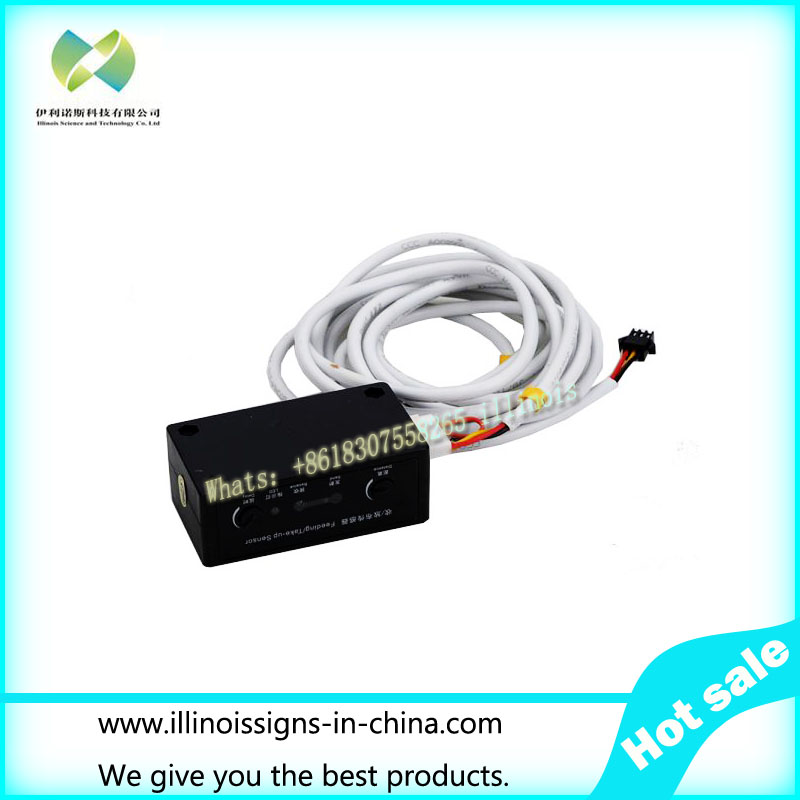 Feeding and Take Up Sensor with Data Cable for Infiniti / Challenger Printers printer parts