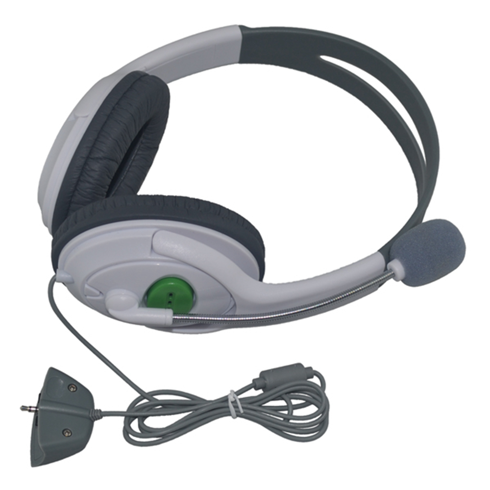 Magnificent Xbox 360 Wired Headset Frieze - The Wire - magnox.info