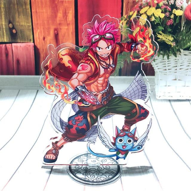 Акриловые аниме фигурки Хвост Феи 4