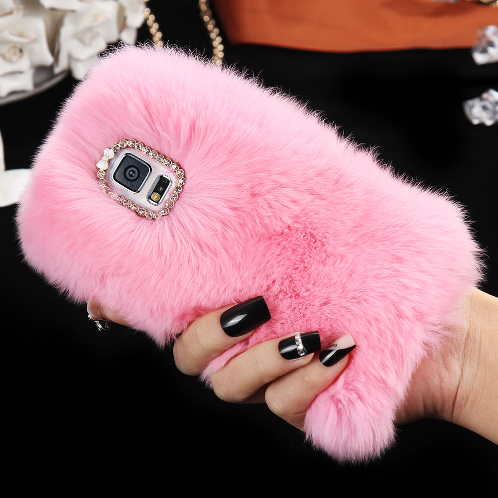online buy wholesale fluffy phone case from china fluffy. Black Bedroom Furniture Sets. Home Design Ideas