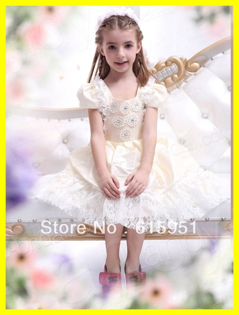 2e436000d17 Sexy Dresses Little Girls Flower Girl Apple Red Dress Wedding Party Scoop  Off The Shoulder Short Ruffles Ball Gown 2015 In Stock