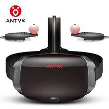 ANTVR 2018 New Virtual Reality Glasses VR PC Headset Steam Game for PC Virtual pc Glasses Binocular 110 FOV 2K VR box 3D VR 2T