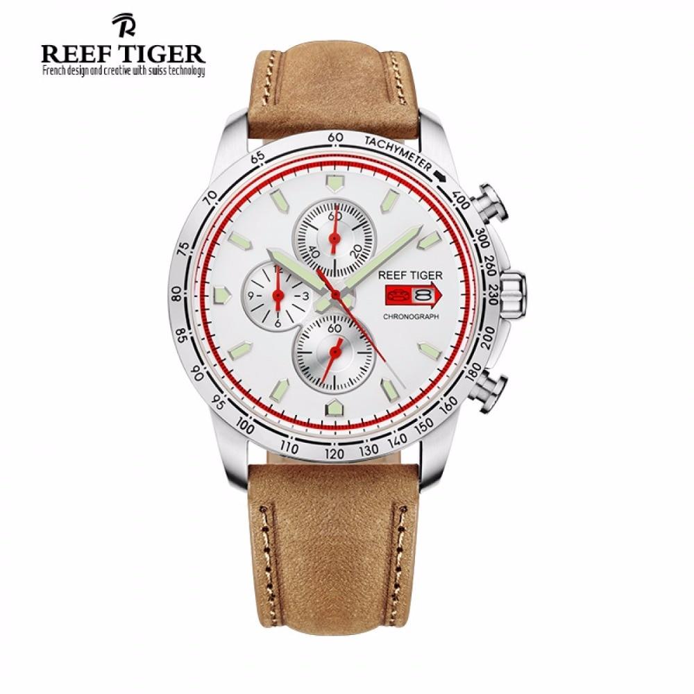Tiger Reef 2017 brand Watch Men's Quartz Watch-Luxury Men's Waterproof Clock Watches Men Relogio Masculino Fashion reloj hombre