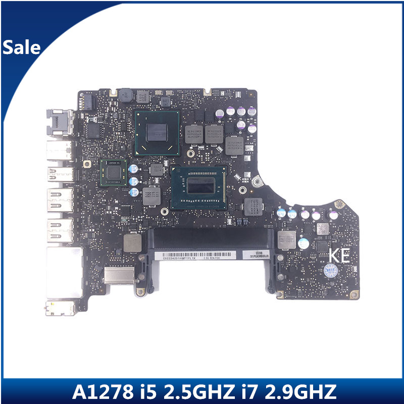 Sale For Macbook Pro 13 2012 A1278 i5 2 5 GHZ i7 2 9GHz MD101 MD102