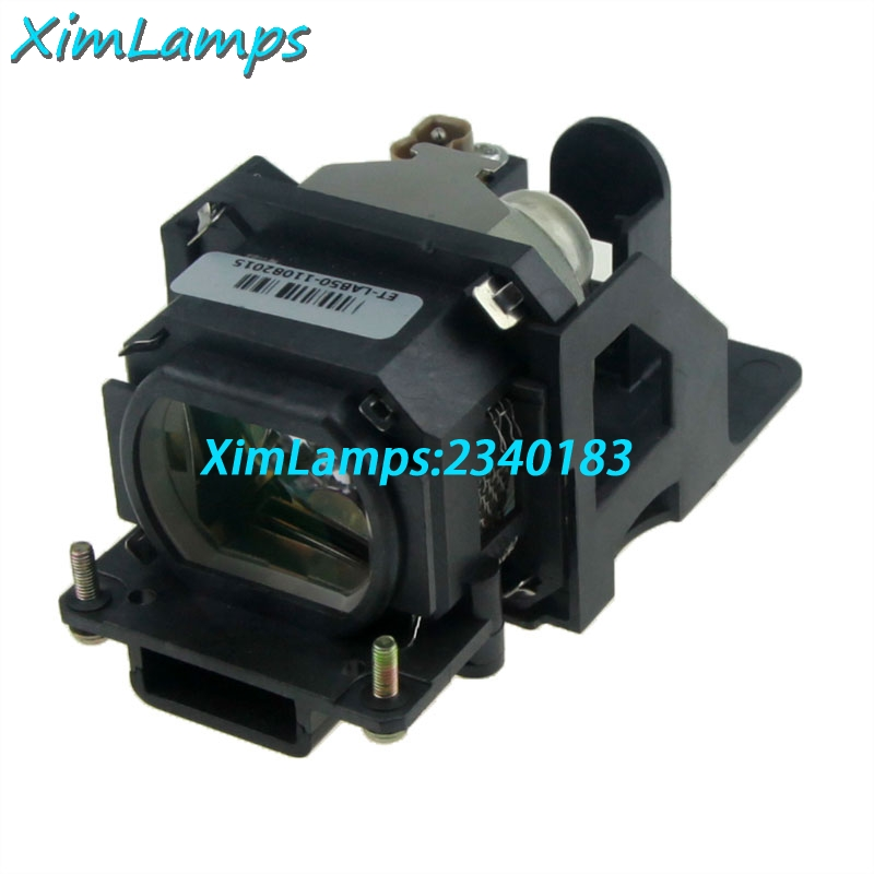 XIM ET-LAB50 Replacement Projector Lamp with Housing for Panasonic PT-LB50EA PT-LB50NTEA PT-LB50SE PT-LB50SU,PT-LB50U,PT-LB51 et lab80 replacement lamp with housing for panasonic pt lb90ntu pt lb70u pt lb75u pt lb75ntu pt lb75u pt lb78v projectors