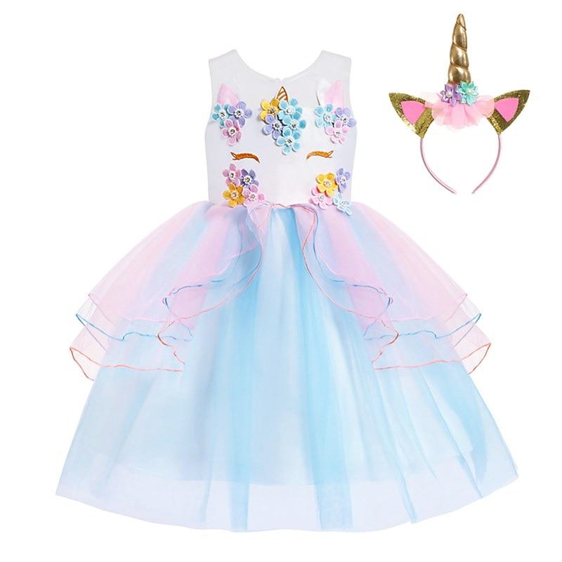 2018 Girls Cute Kawaii Princess Vampirina Birthday Party One Piece Pageant Dress