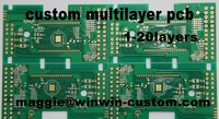 Free Shipping 1pc 1 20layers Custom Multilayer Pcb Service Best Fr4 PCB Prototype Pcb Board From